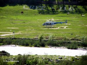aru valley scenery