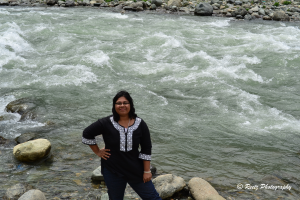 water of Lidder River