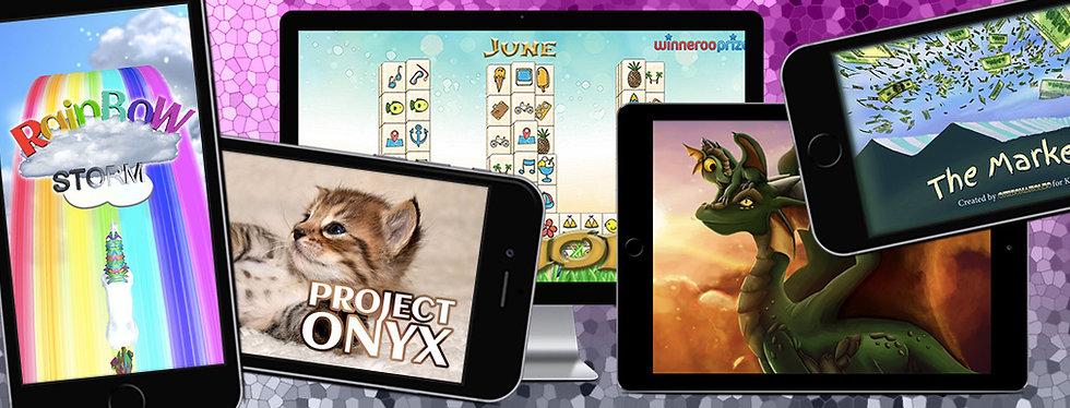 Bianka's game portfolio