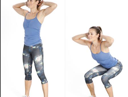 Top 3 Squat Exercises