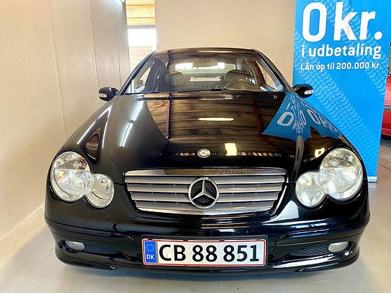 Mercedes C200 Komp. sportscoupé (CL203)