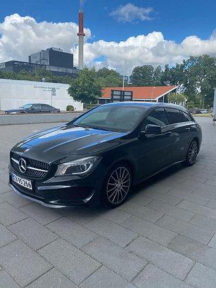 Mercedes Cla220 2,2