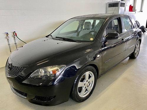 Mazda 3 1,6 Comfort 4d