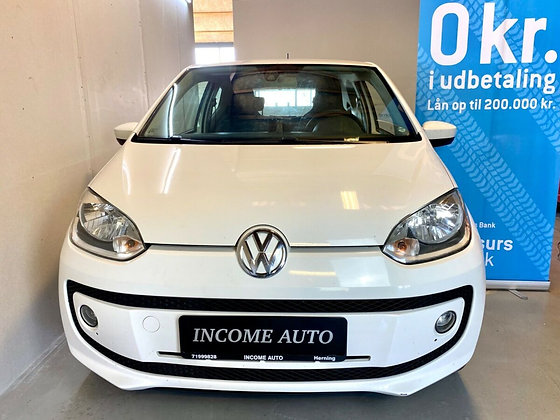VW Up! 1,0 60 Move Up! 3d