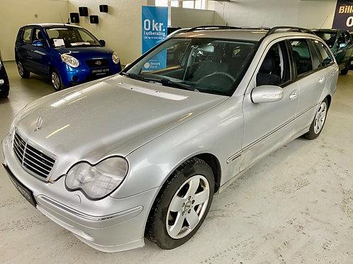 Mercedes C180 2,0 Avantgarde stc. aut. 5d