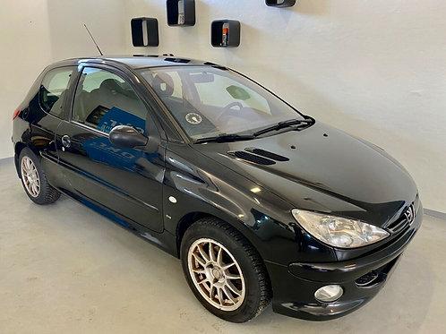 Peugeot 206 1,6 S16 3d