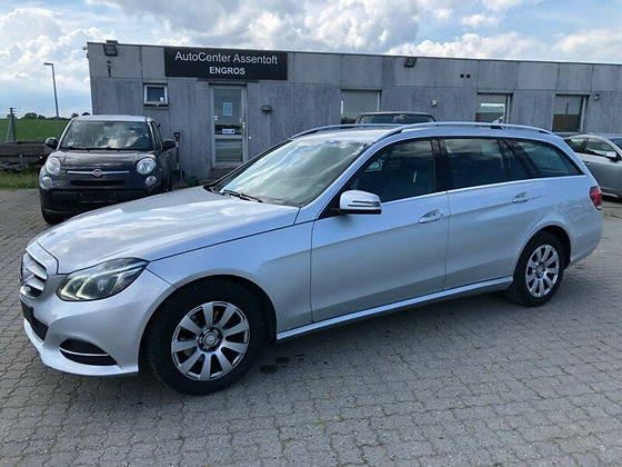 Mercedes-Benz E Klasse E 220 BlueTEC Edition