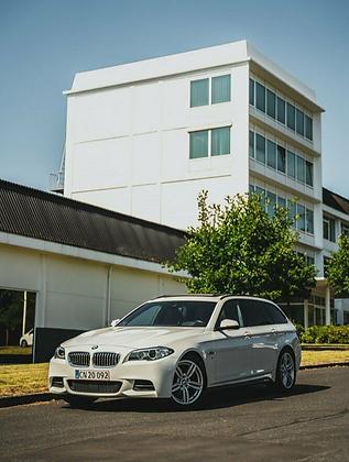 BMW 520d xdrive Touring M-Sport!