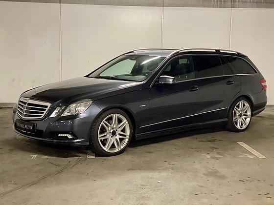 Mercedes Benz E350 265Hk