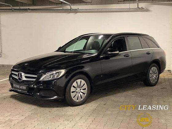 Mercedes C200 1,6 BlueTEC stc. aut. 5d