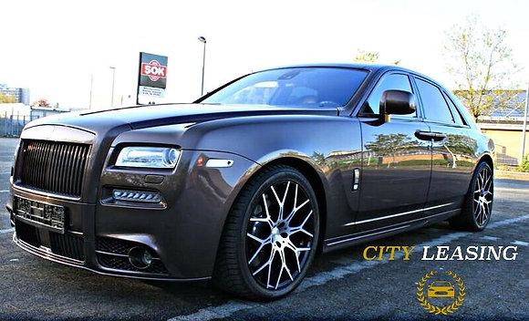 Rolls Royce Ghost MANSORY PAKKE