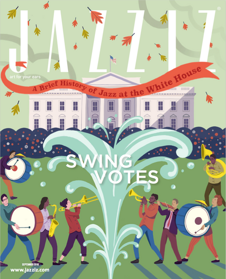 JAZZIZ Magazine - Fall 2016 issue