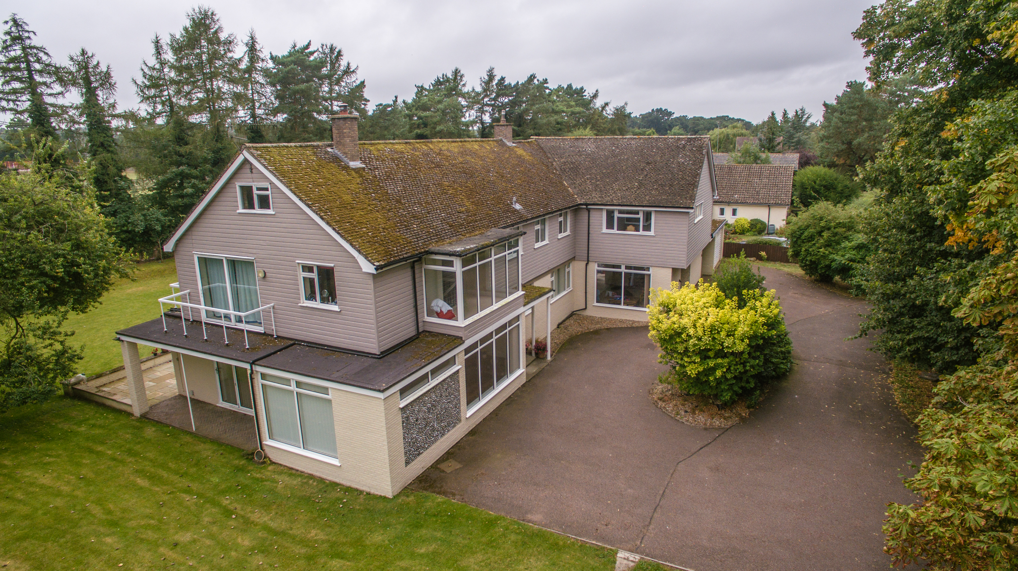 Thetford drone property