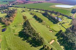Suffolk Golf course drone
