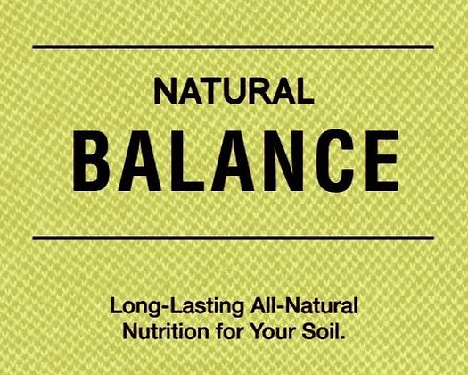 "30lb NATURAL BALANCE ""Soil Food"" Fertilizer"