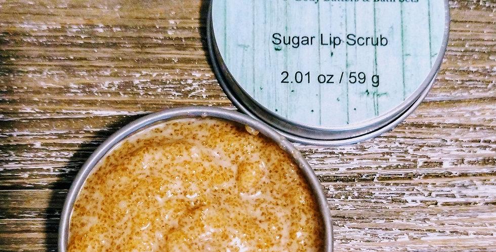 Edible Lip Scrub
