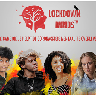 Lockdown Minds: Mentale hulp in een game