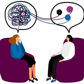 Oog in oog met de psycholoog