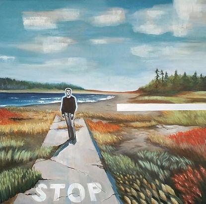 A path tp an end.