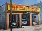 Reliable Auto Body Shop