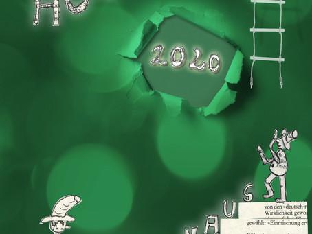 Kalender 2020 'HOCH HINAUS'