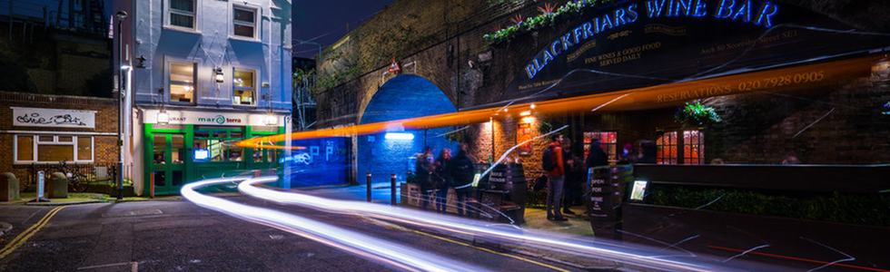 Blackfriars Wine Bar London