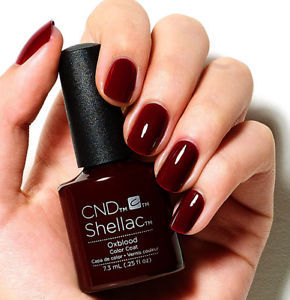 Classic Manicure - With Shellac