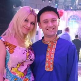 Съемки нового шоу! Певица Натали и Я ! #