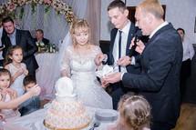 Одна из самых шумных и веселых свадеб 20
