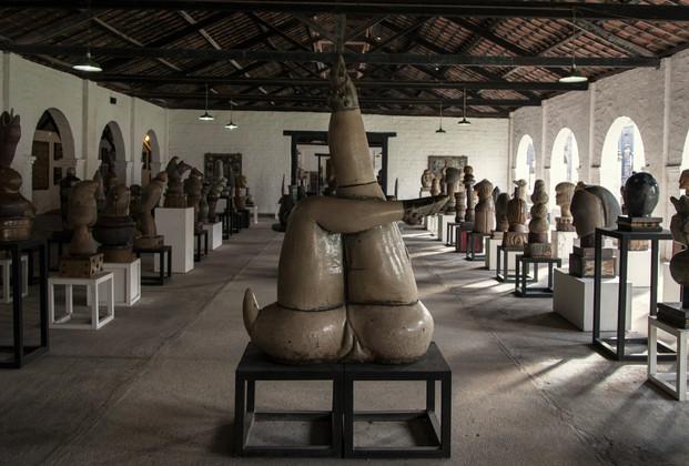 Galpão de Esculturas