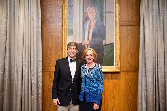 Portrait unveiling of MIT President Susan Hockfield, Cambridge, MA