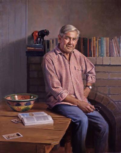 Portrait of an Actor