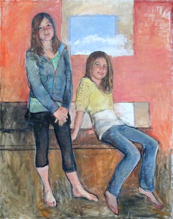 Kelsee and Natalie