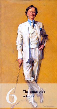 Kinstler portrait