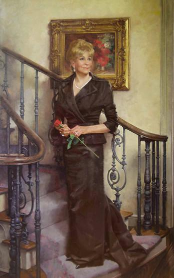 Mrs. Harold Simmons