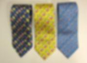 Printed Silk Ties £6.50