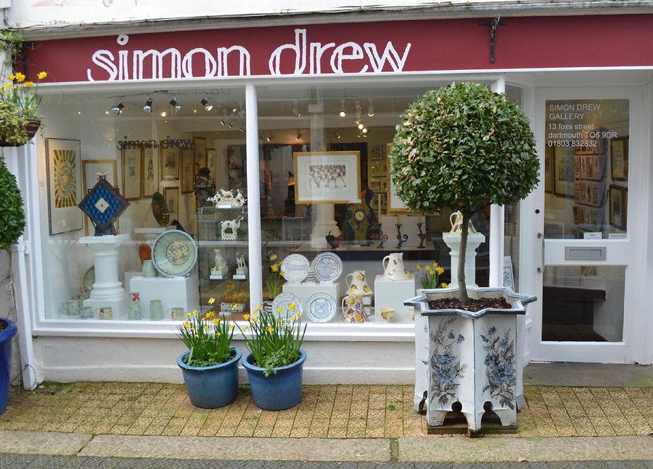 Studio ceramics by British potters on display