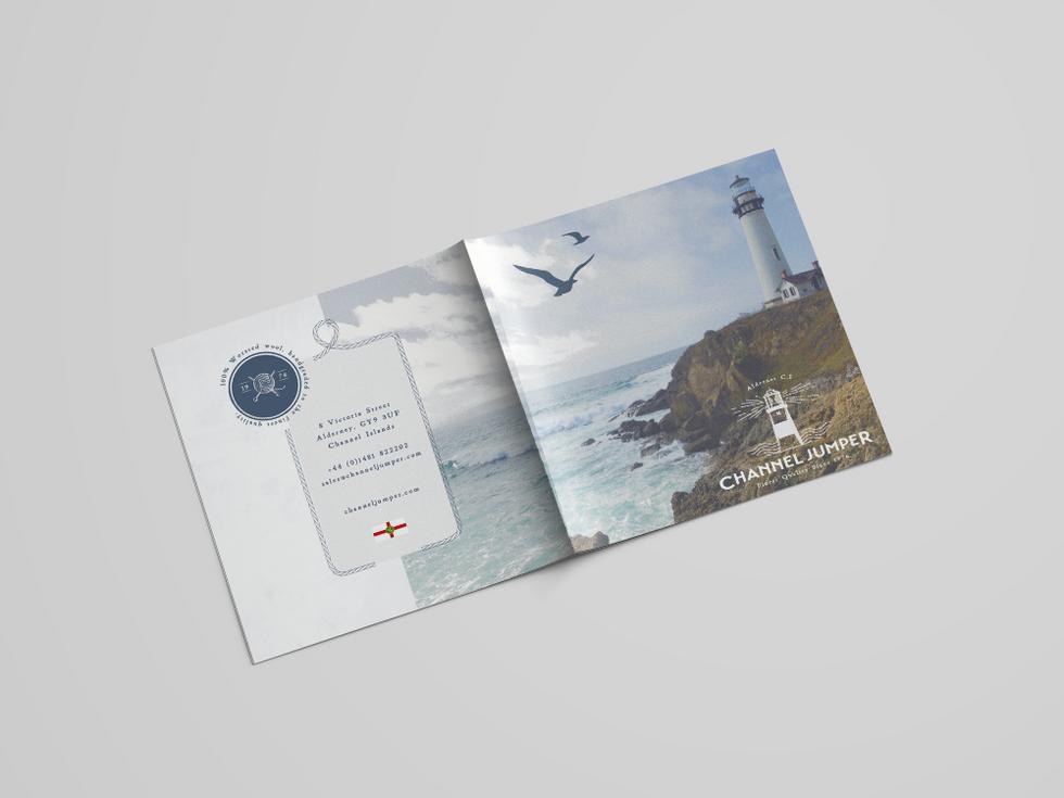 Square Brochure Mockup - Free Version.pn