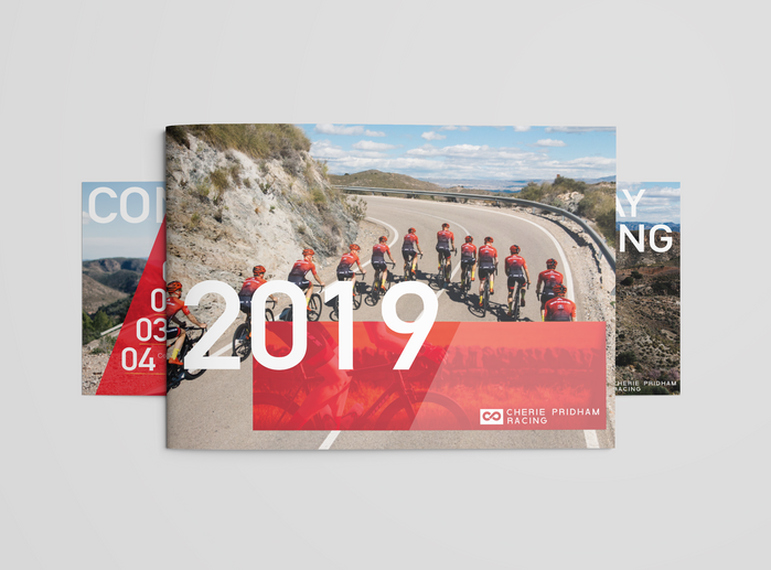 Vitus Pro Cycling Brochure Design