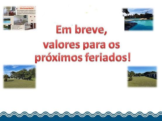 2021 0000 - SAMBURA - EM BREVE VALORES PARA OS PROXIMOS FERIADOS.jpeg