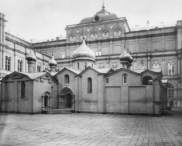 Церковь Спаса-на-Бору.
