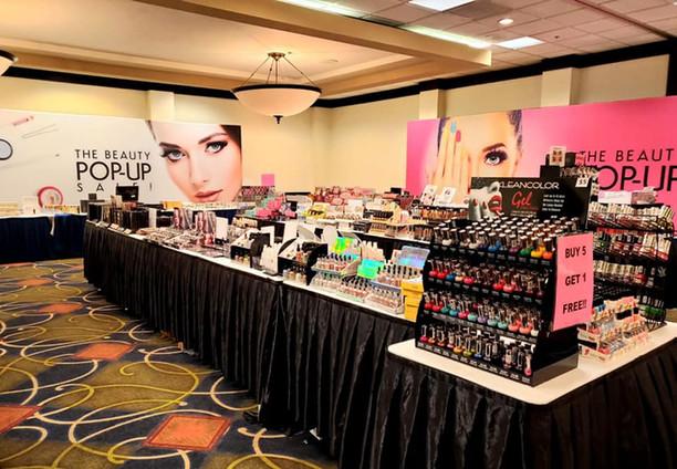 The Beauty Pop-Up Sale