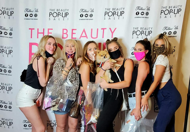 The Beauty Pop-Up Sale