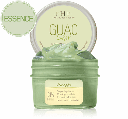 Guac Star Soothing Avocado Hydration Mask