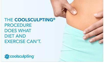 Coolsculpting vs diet dallas