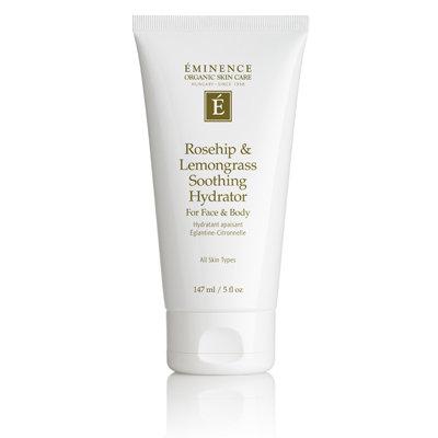Rosehip & Lemongrass Soothing Hydrator for Face & Body 5oz