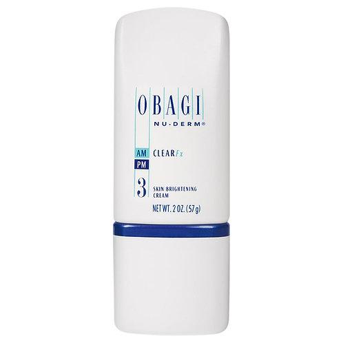 Nu-Derm Clear Fx Skin Brightening Cream