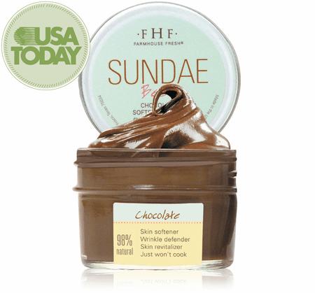 Sundae Best Chocolate Softening Mask with CoQ10