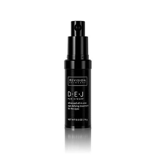 D·E·J eye cream