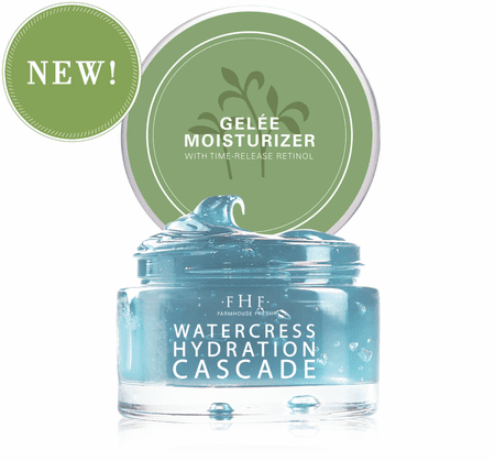 Watercress Hydration Cascade Gelée Moisturizer